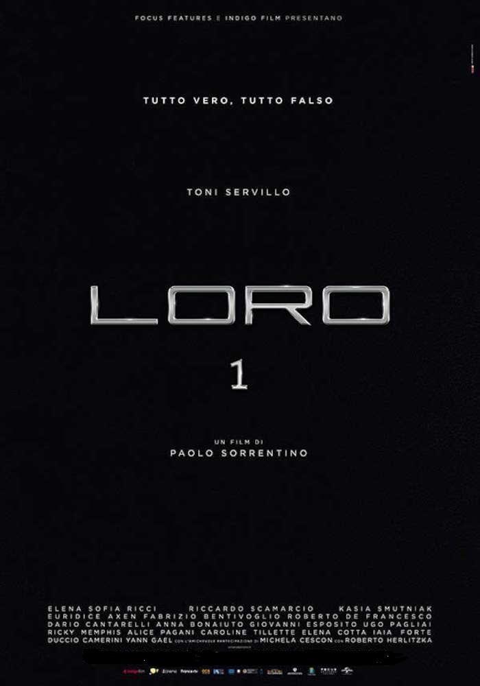 Al cinema Cristallo di Borgotaro    LORO