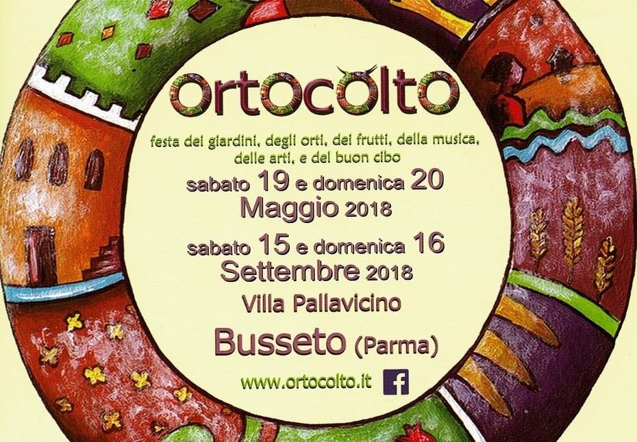 Ortocolto a Busseto, festa dei giardini,degli orti e ...