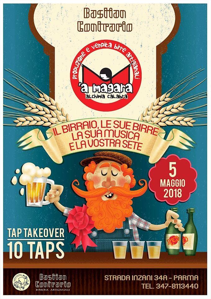 Il birraio e le sue birre al Bastian Contrario