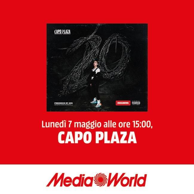 Firma autografi di Capo Plaza