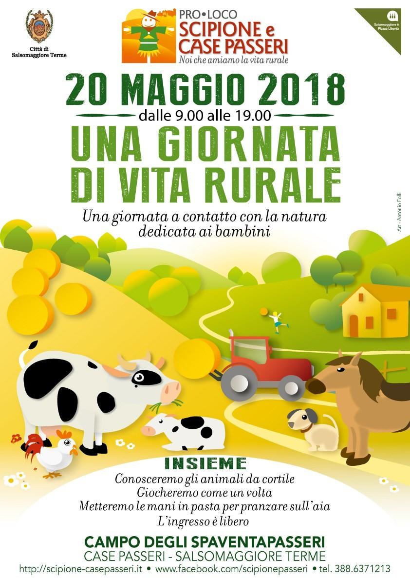 Giornata di Vita Rurale a Scipione