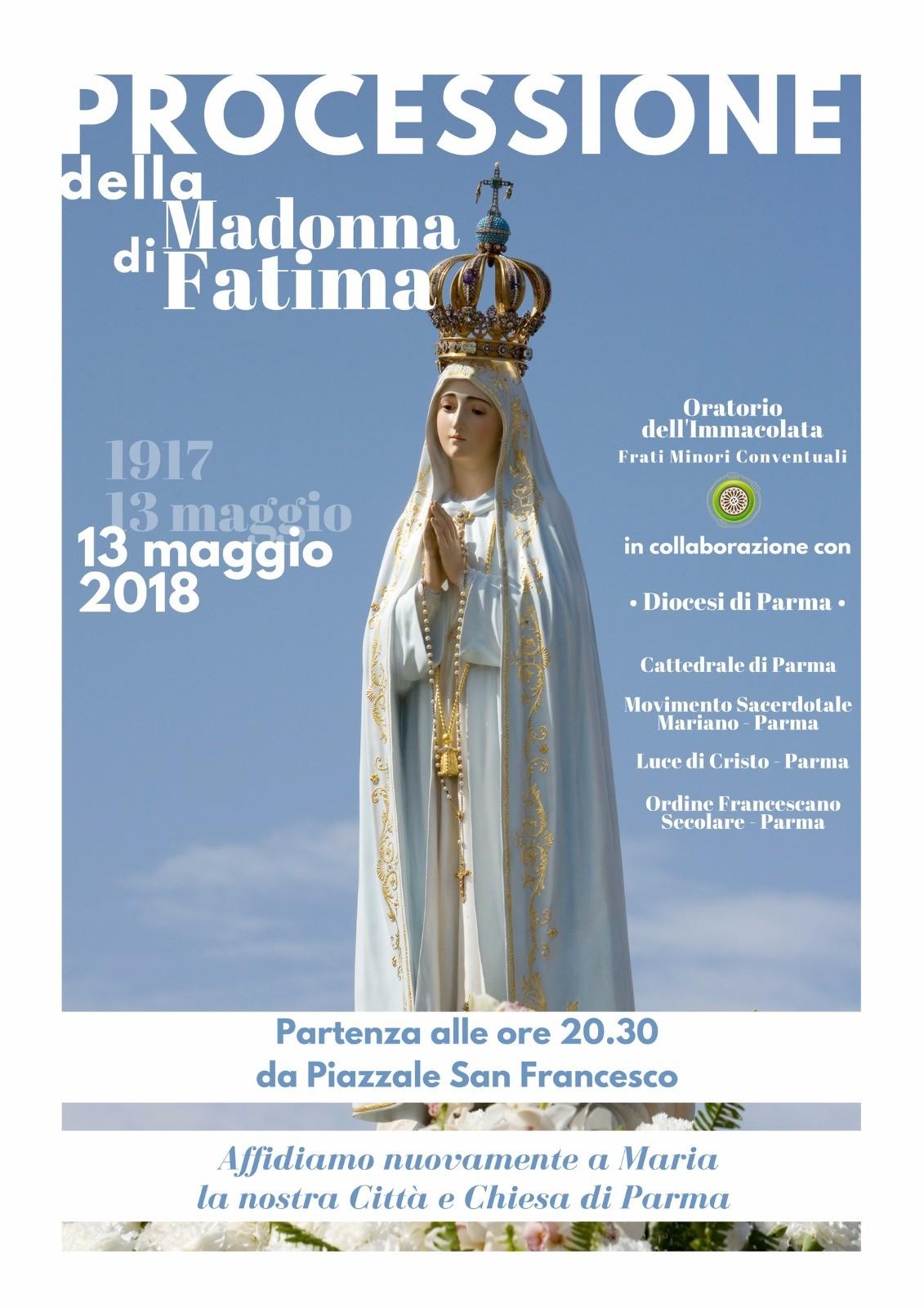 Processione della Madonna di Fatina