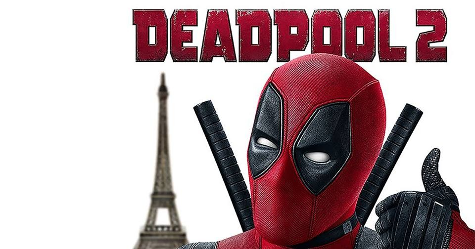 DEADPOOL 2 al cinema Odeon di Salsomaggiore