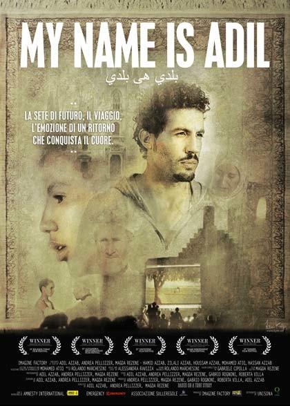 """Al cinema D' Azeglio Parma """"My name is Adil"""" di Adil Azzab,"""