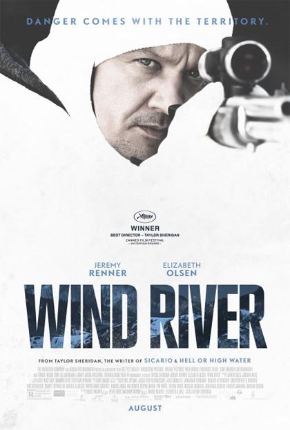 """Al cinema D' Azeglio Parma """"""""The Original Ones""""    WIND RIVER (I Segreti di Wind River)"""