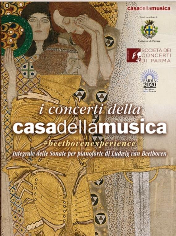 I Concerti della Casa della Musica  Filippo Gamba torna a #beethovenexperience