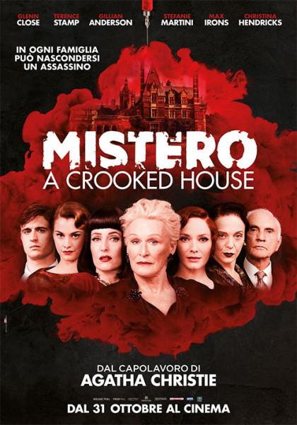 "Al Cinema Grand' Italia Traversetolo ""Mistero a crooked house"""