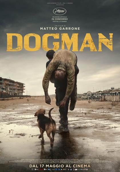 """Al cinema D' Azeglio Parma  DOGMAN  In concorso al Festival di Cannes 2018  di Matteo Garrone. Premio """"Miglior Attore"""""""
