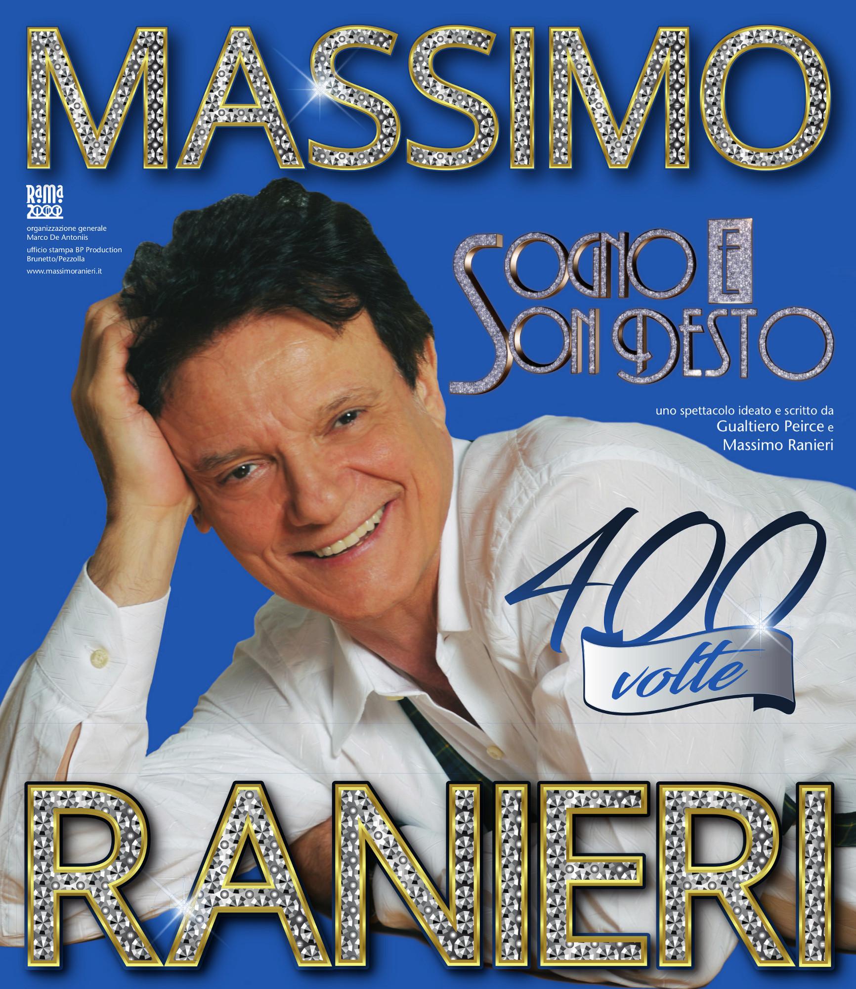 A TUTTI A TEATRO  MASSIMO RANIERI