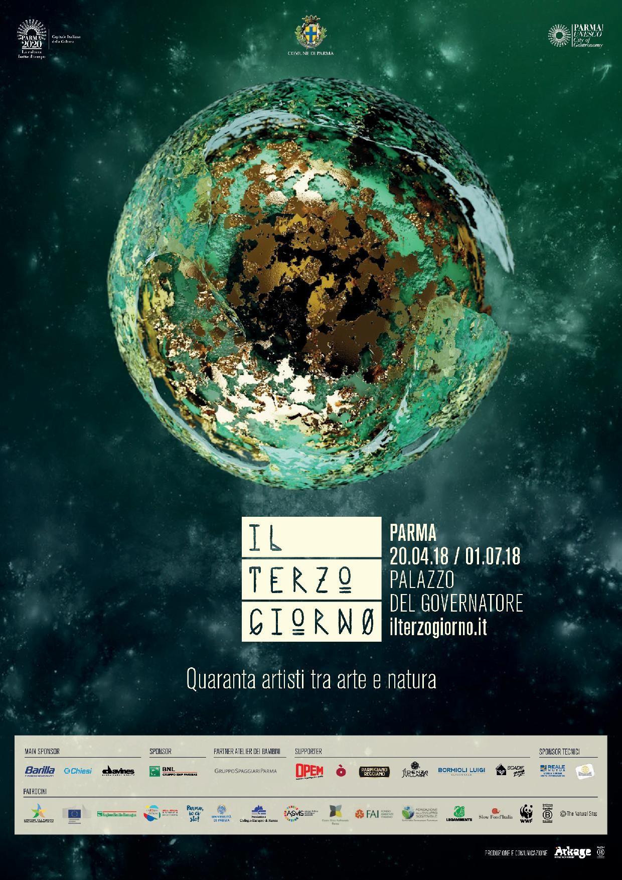 B Talks: L'arte delle B Corp  Le B Corp italiane si raccontano nella cornice unica  della mostra internazionale Il Terzo Giorno