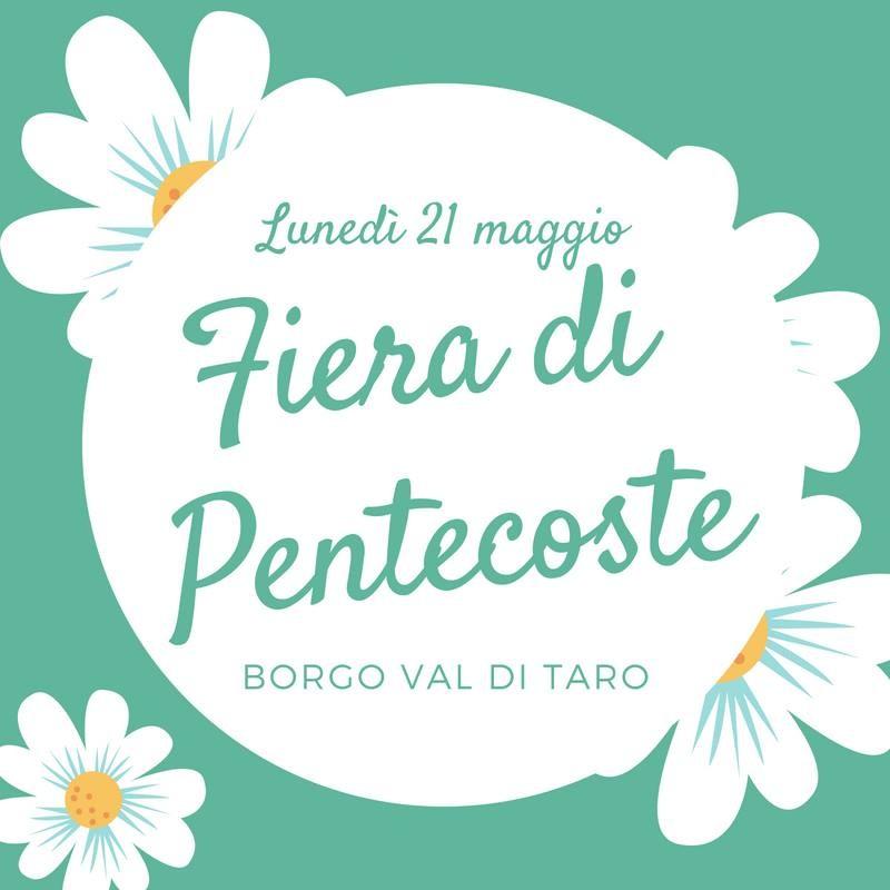 Fiera di Pentecoste a Borgotaro