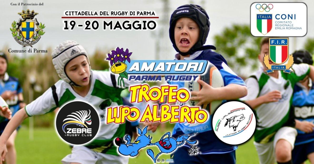 Trofeo Lupo Alberto alla  Cittadella del Rugby