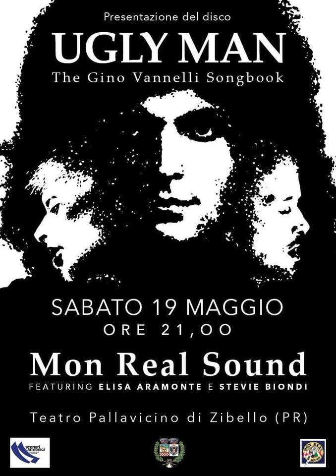 """CONCERTO AL TEATRO PALLAVICINO DI POLESINE ZIBELLO """"Mon real sound"""""""