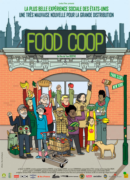 Al cinema D' Azeglio Parma  FOOD COOP   di Tom Boothe    (Documentario-87') Ore 21.00
