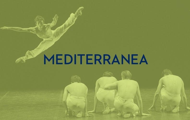 All'Arena Shakespeare  MEDITERRANEA  coreografia di Mauro Bigonzetti