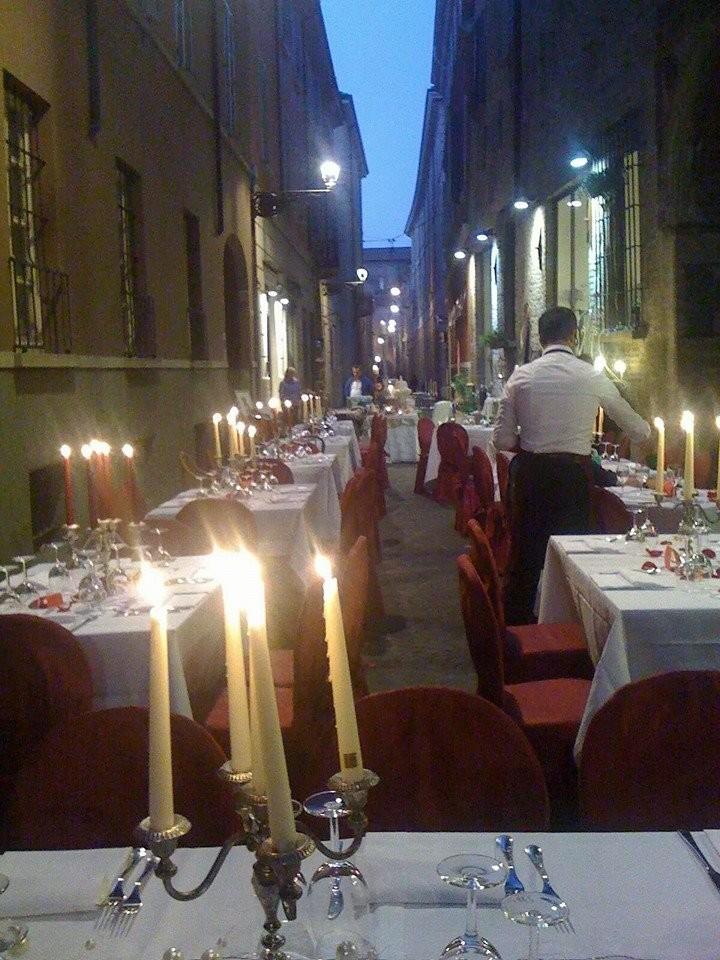 Tradizionale tortellata di San Giovanni nel Borgo organizzata dalla Trattoria Ronzoni