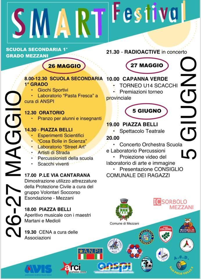 SMART Festival a Mezzani