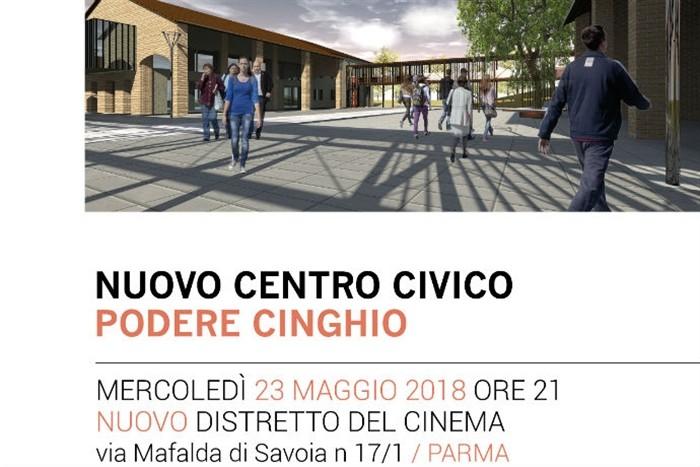 Nuovo Centro Civico Podere Cinghio
