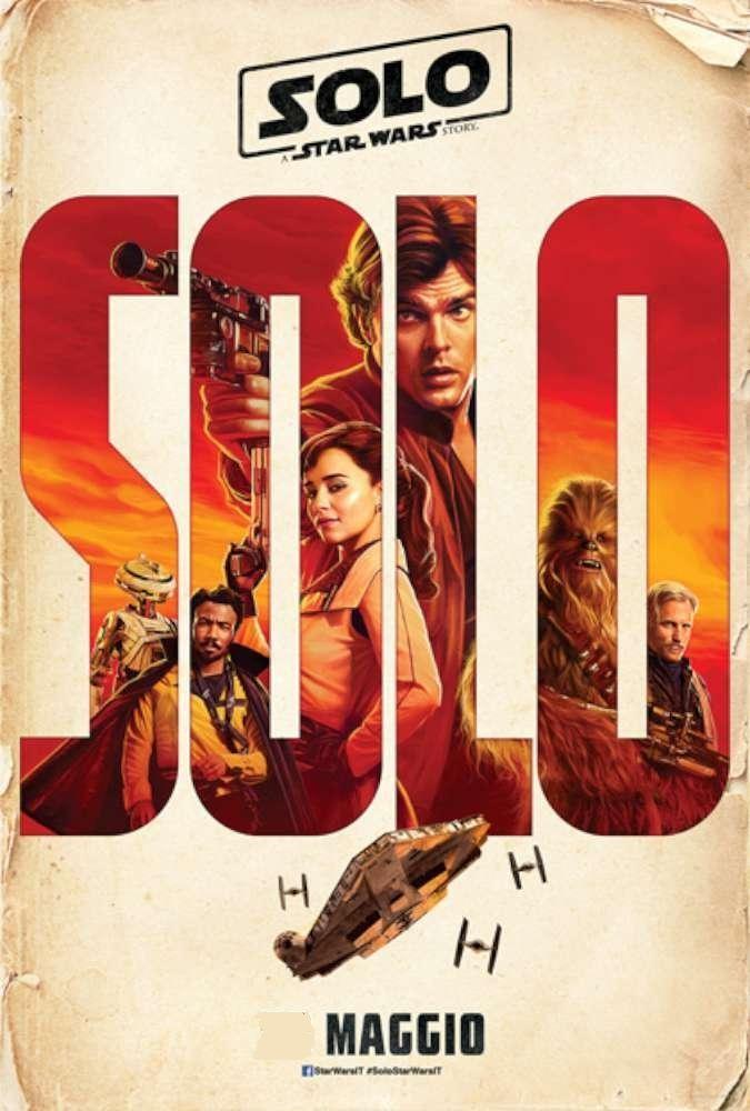 Al cinema Cristallo di Borgotaro   SOLO a Star Wars story