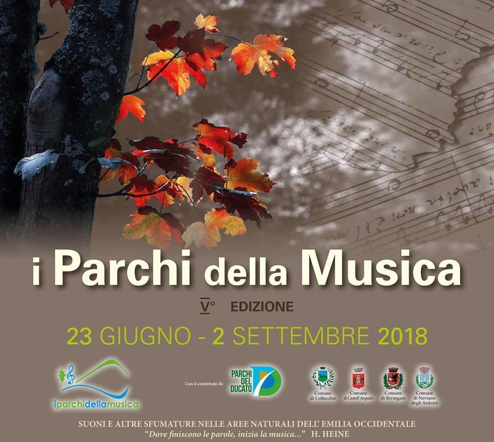 """I PARCHI DELLA MUSICA """", la rassegna di concerti nei Parchi e nelle Riserve regionali"""