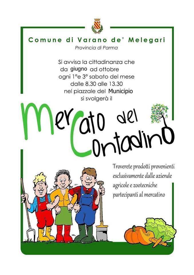 Mercato del Contadino a Varano de' Melegari