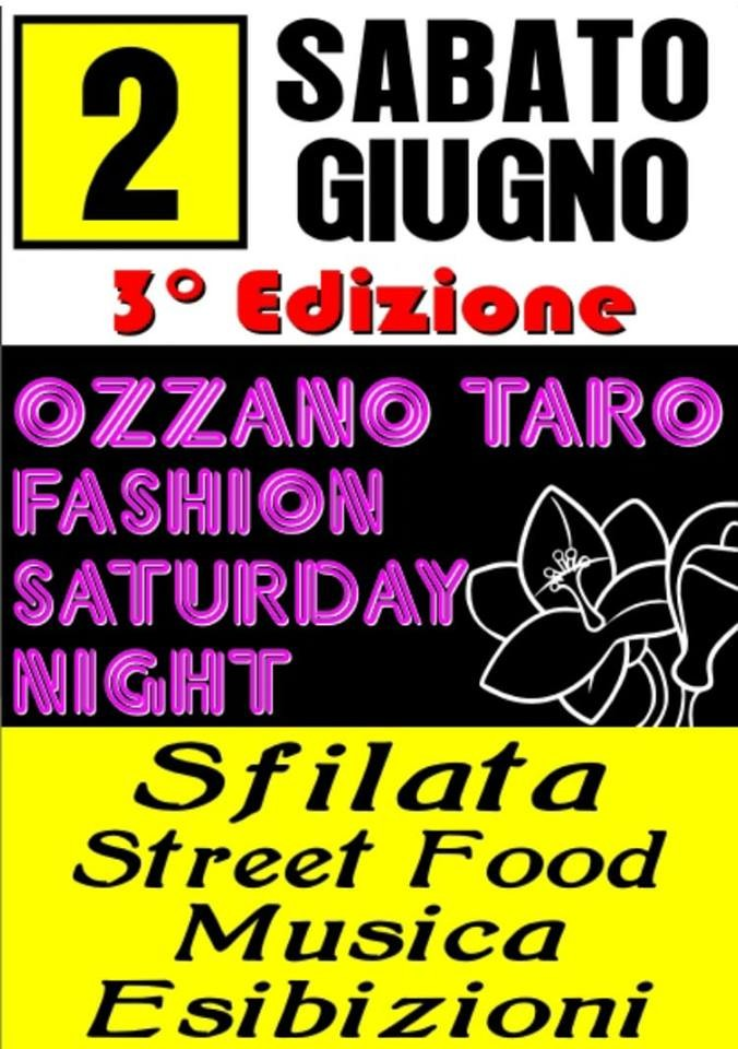Fashion Saturday Night  a Ozzano
