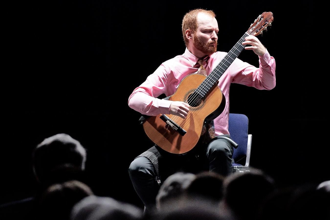 """Niccolò Paganini Guitar Festival: """"Paganini Aenigma""""  con Marko Topchii (Ucraina) e Jeremy Jouve (Francia) e..."""