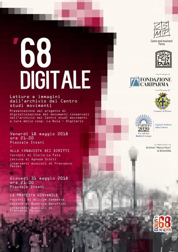 '68 Digitale Letture e immagini dall'archivio del Centro studi movimenti - La protesta giovanile