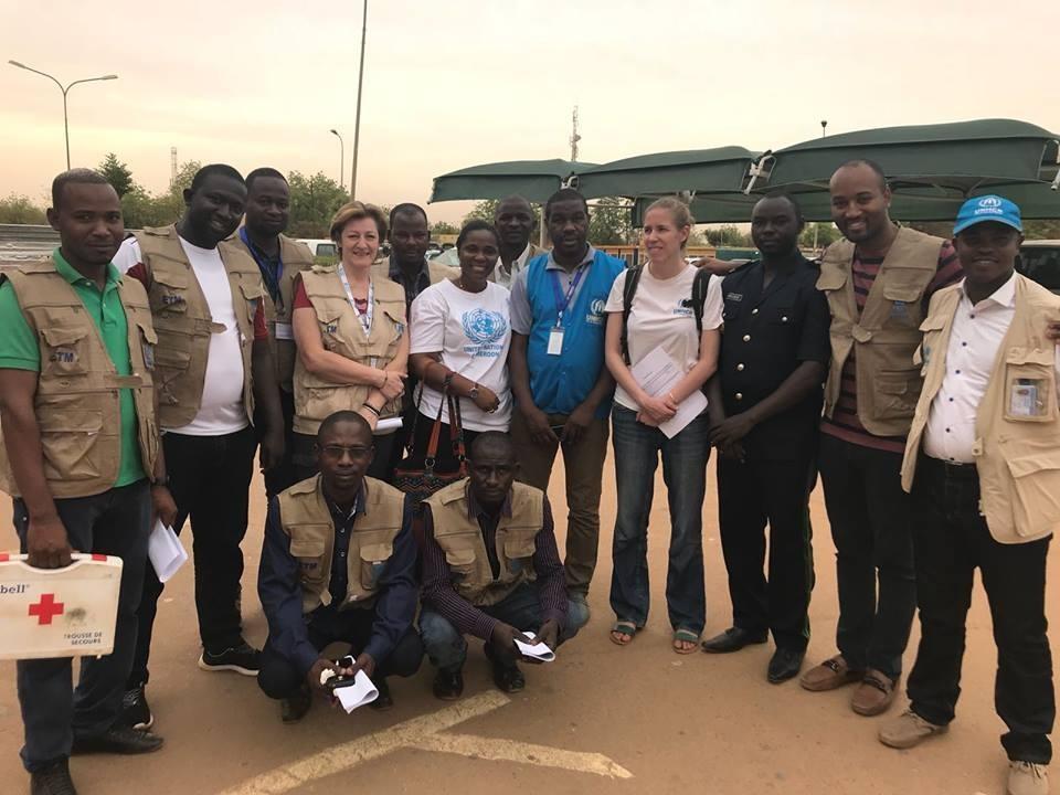 """""""Immagini dal Niger"""" Venerdì 1 giugno conversazione con Sylvie Dellapina,"""