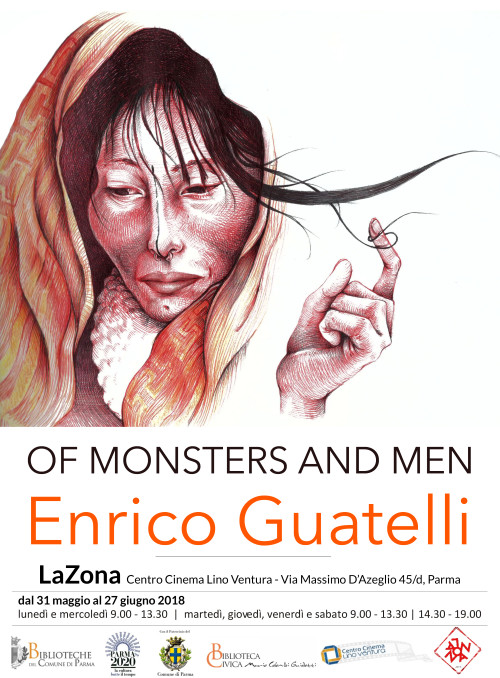 'OF MONSTERS AND MEN'. Mostra di Enrico Guatelli