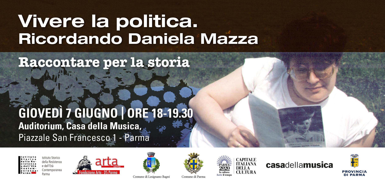 Vivere la politica, ricordando Daniela Mazza