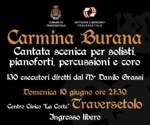 """""""Carmina Burana"""" di Carl Orff, cantata scenica per solisti, pianoforti, percussioni e coro"""