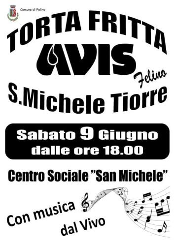 Festa dell'AVIS a San Michele Tiorre