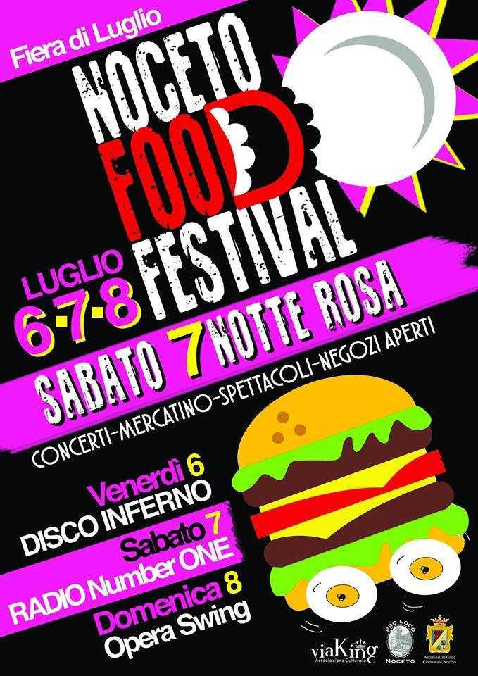 Noceto Food Festiva