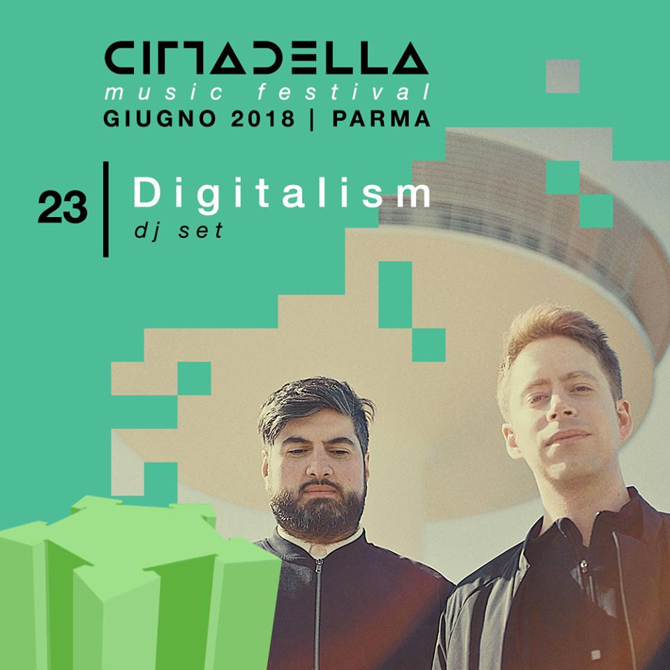 CITTADELLA MUSIC FESTIVAL - Digitalism