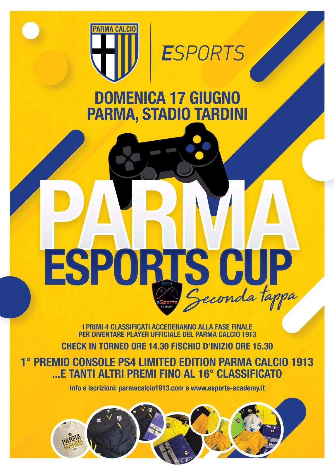 PARMA ESPORTS CUP