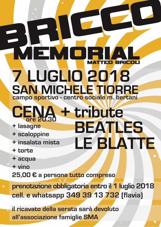 Bricco Memorial,