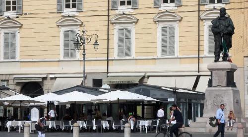 Tortellata di San Giovanni a  Le Bistro in Piazza Garibaldi