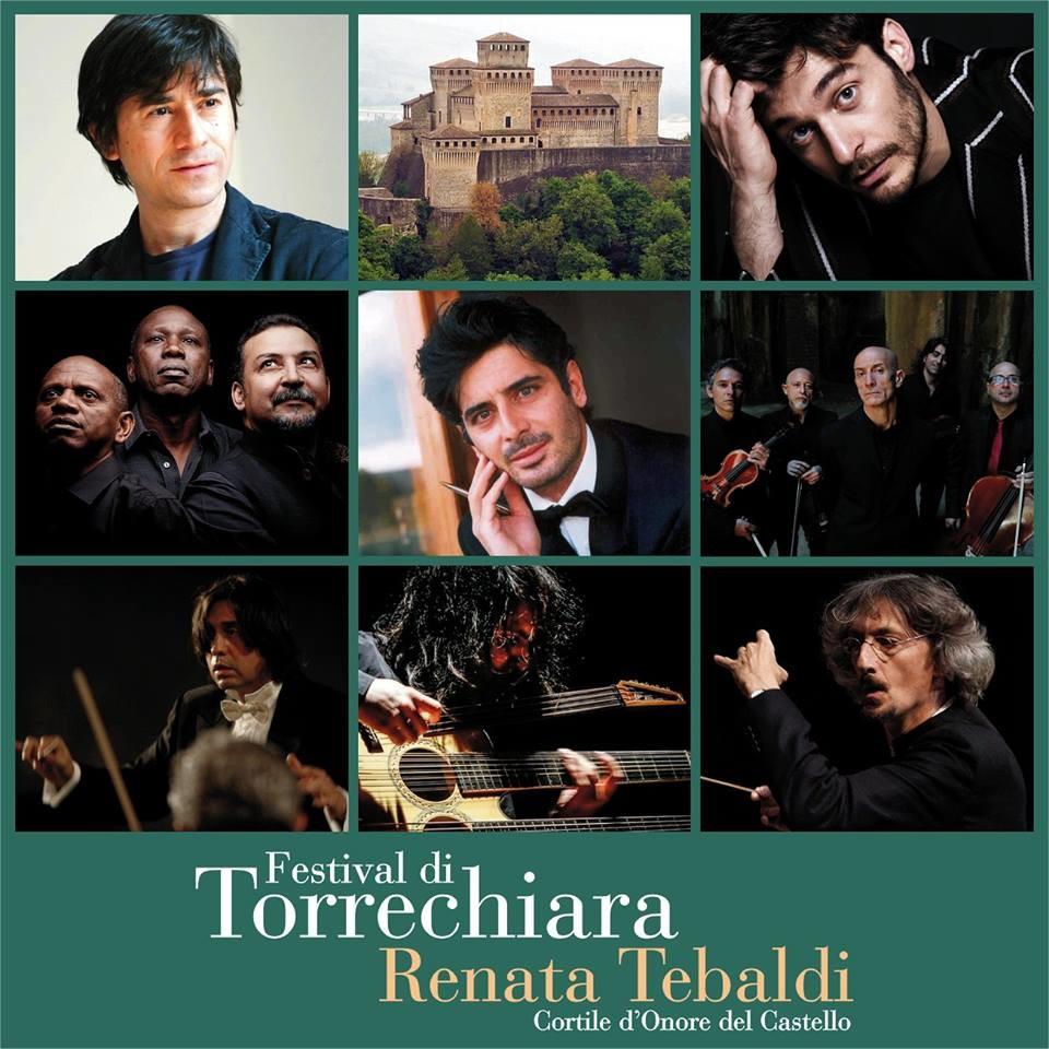 FESTIVAL DI TORRECHIARA RENATA TEBALDI - Presentimento Peppe Servillo & Solis String Quartet  Omaggio alla canzone napoletana