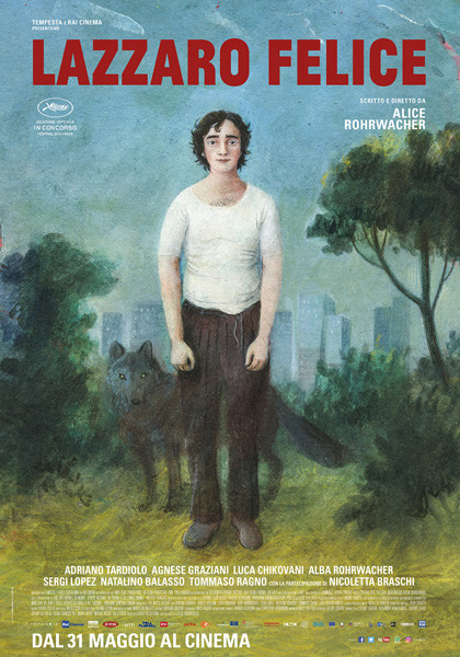 LAZZARO FELICE all'Arena estiva Astra Cinema