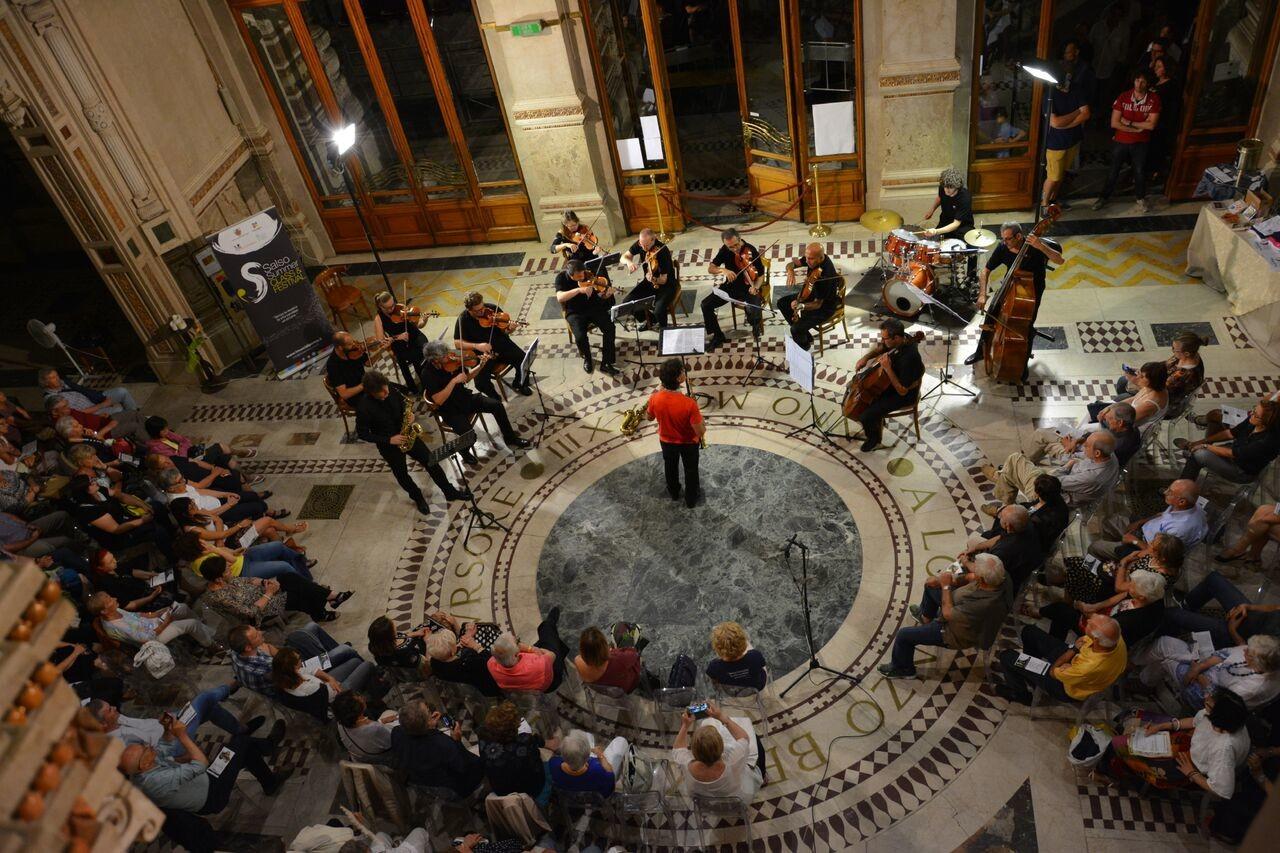Salso Summer Class & Festival -   Il giovane Michele Spotti dirige Brahms