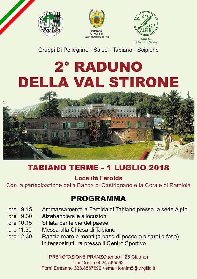 Val Stirone in Festa a Tabiano