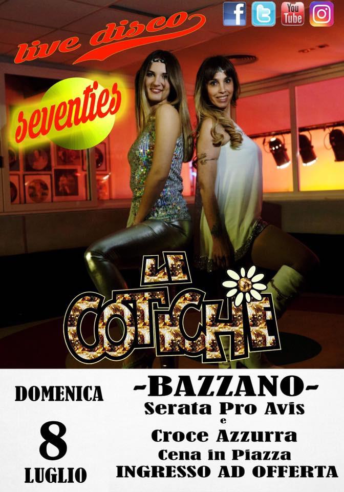 A Bazzano  si balla con la disco anni 70/80