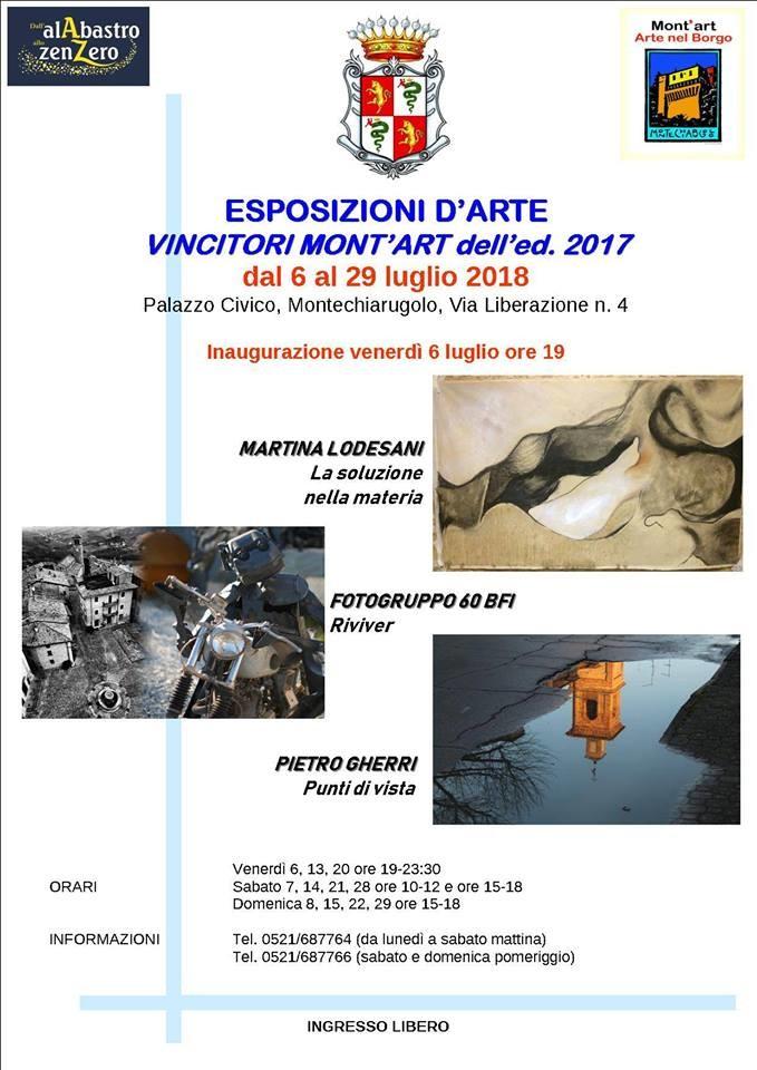 Palazzo Civico apre a Mont'Art