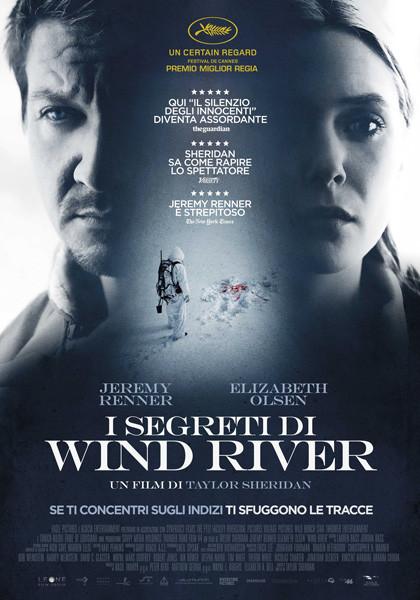 I SEGRETI DI WIND RIVER all'Arena estiva Astra Cinema