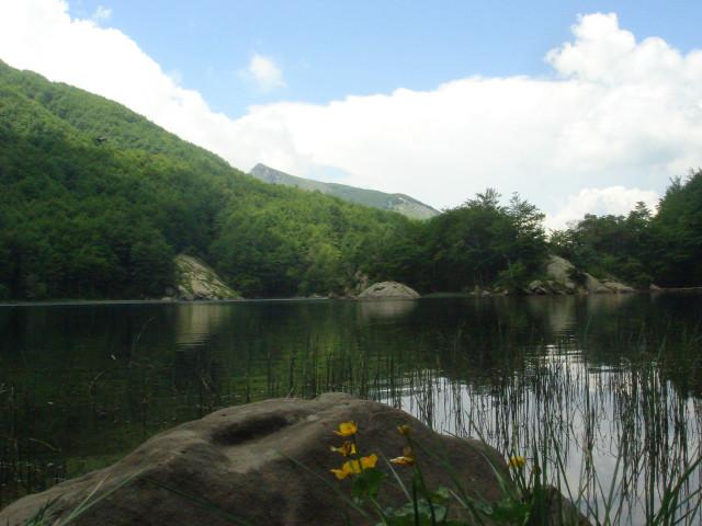 Il Faggio Musicale al Lago Santo per il sentiero della Duchessa
