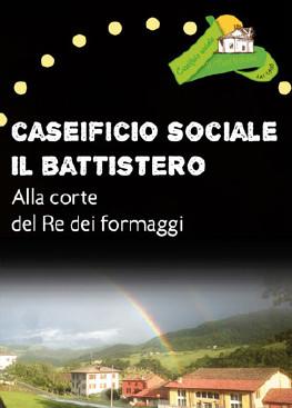 Battisterino in promozione al CASEIFICIO IL BATTISTERO