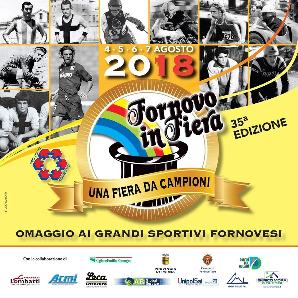 Fornovo in Fiera 2018