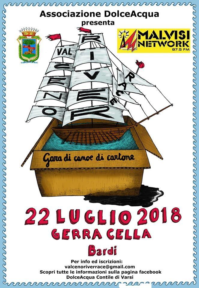 4° Val Ceno River Race 2018