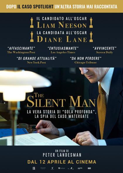THE SILENT MAN all'Arena estiva Astra Cinema